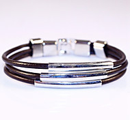 Titanium Steel Bracelet With High-Quality Metal Buckle Bracelet For Men