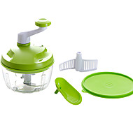 1 Creative Kitchen Gadget / Multifonction / Haute qualité Acier / Polypropylène Saladiers