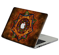 Flower Style Sticker Decal 008 For MacBook Air 11/13/15,Pro13/15,Retina12/13/15