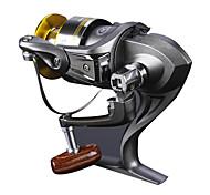 Mulinelli per spinning 5.2/1 10 Cuscinetti a sfera Intercambiabile Pesca a mulinello / Pesca dilettantistica-6000 Jitai
