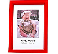 "5 ""red photo frame"