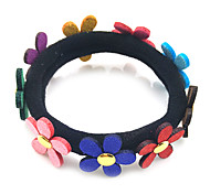 Women's Hairtie Type 000052 Random Color Random Pattern