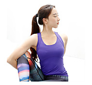 Running Tank Women's Quick Dry / Sweat-wicking / Comfortable Running Sports Sports Wear White / Pink / Purple
