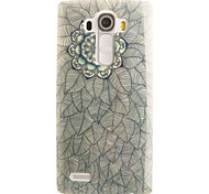 Mandala Painting Pattern TPU Soft Case for LG G4/G4Mini/G4C/G3Mini/G3