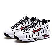 Zapatillas de deporte(Blanco / Negro) - paraHombres-Baloncesto