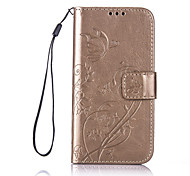 Embossed Card Can Be A Variety Of Colors Cell Phone Holster For Samsung J2/J1(2016)