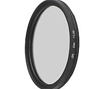 lentes de filtro polarizador circular EMOBLITZ 62mm CPL