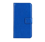 Luxury Wallet Style PU Leather Flip Case with Magnetic Snap and Card for HTC One A9(Assorted Colors)