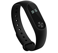 MI band 2 Smart Bracelet Long Standby / Water Resistant / Activity Tracker / Heart Rate Monitor /  Calories Burned Bluetooth4.0iOS