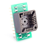 PLCC20 to DIP20 for MCU Seat and IC Testing Seat Module Adapter