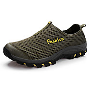Green/Black/Gray/Blue/Brown Wearproof Rubber Running Shoes for Men