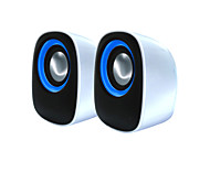 Egg-Type USB2.0 Mini Subwoofer Speaker