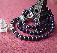 Women Blue Fashion Strand Bracelet