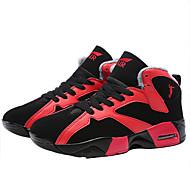 Zapatillas de deporte(Blanco / Rojo / Negro) - paraHombres-Baloncesto