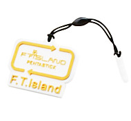 FTISLAND LOGO Mark Phone Dust Plug