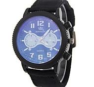 Man Weave Motion Wrist Watch