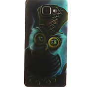 Owl Painting Pattern TPU Soft Case for Samsung Galaxy A7(2016)A710/A5(2016)A510/A3(2016)A310/A5/A3