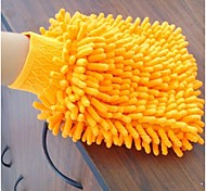 Microfiber Car Cleaning Glove Double Face