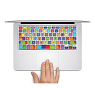 "Keyboard Decal Laptop Sticker Character for MacBook Air 13"" MacBook Pro Retina 13'/15"" MacBook Pro 15"" MacBook Pro 17"