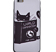 Full Body Shockproof / Ultra-thin / Cat02 TPU Soft Case Cover For  iPhone 5/6/6s/6 plus/6s/plus