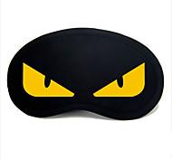 Маска для сна в путешествии Отдых в дороге для Отдых в дороге Черный/Желтый