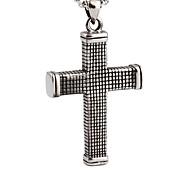 bijoux vintage Collier croix
