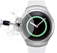 Tempered Glass Screen Protector For Samsung Gear S2 and Scratch Proof