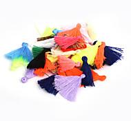 Pendants Cotton N/ADark Blue / Light Blue / Rose / Ivory / Fuchsia / Light Green / Lavender / Black / White / Yellow / Red / Brown /
