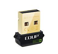 Edup ep-n8508gs 150Mbps mini-USB WiFi receptor de rede adaptador de cartão sem fio placa de adaptador
