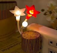 красочные ставки ночь свет цветок