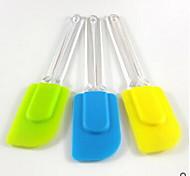 Silicone Scraper Silicone Spatula Stir Bar One Small Bowl Scraper Edge All-Inclusive 5Pcs