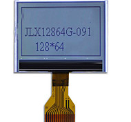 12864G-091 LCD Module 12864 Dot Matrix LCD Module COG Display Serial Port Plug
