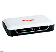 Mercury S105 10Mbps/100Mbps 8 LAN Fast Ethernet Router Desktop Ethernet Switch