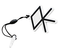 EXO LOGO Mark Phone Dust Plug