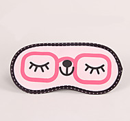 Travel Sleeping Eye Mask Type 0015 Fake Eyes With Cooling Gel