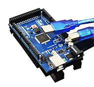 Макетная плата  Mega 2560 R3 ATmega2560-16AU для Arduino