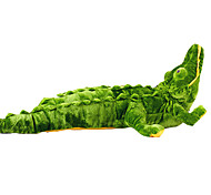 A large Crocodile Plush Toy Doll Cute Doll Gift Pillow 80cm