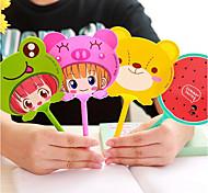 niedlichen Cartoon-Fan Kugelschreiber Schüler Preise Korea-kreatives Briefpapier