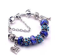Women Blue Fashionable Daily Strand Bracelets