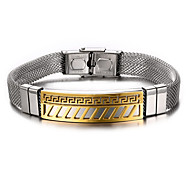 Men's Personality Stylish Stainless Steel Bracelet