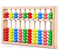 Old Abacus Wooden Children Elementary School Students
