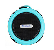 Automotive Supplies Blue Waterproof Outdoor Wireless Bluetooth Buckle Hanging Sucker Portable Speaker