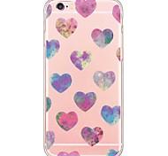 iPhone 6s Plus/6 Plus / iPhone 6s/6 TPU Translucent Back Cover