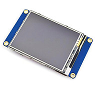 2.8 Inch USART HMI Font With Picture TFT LCD Touch Screen Module To USB TTL Line