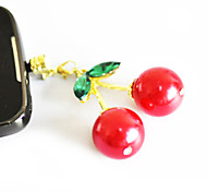 F016 Cherry Dust Plug
