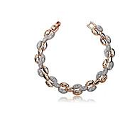 Women's Fashion Personality Wheat Shape Chain Bracelet