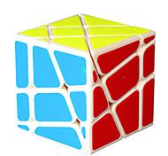Yongjun® Cubo velocidad suave 3*3*3 / Alienígena Velocidad Cubos Mágicos Negro / Blanco Plástico