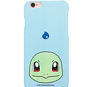 Pocket Little Monster Squirtle 5.5 inch Iphone 6p/6splus Hard Matting Cellphone Cover