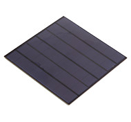 4.5W 6V PET Laminated Monocrystalline Silicon Solar Panel Solar Cell for DIY (SW4506)