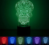 Creative Creative Colorful USB 3D Led Night Light